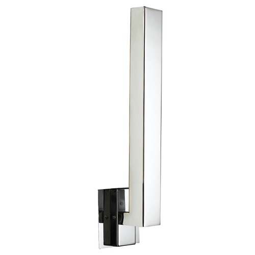 PLC Lighting PLC Lighting Teton Polished Chrome LED Sconce 7575PC