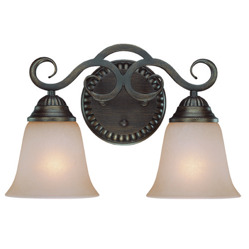 Craftmade Lighting Craftmade Gatewick Century Bronze Bathroom Light 26002-CB