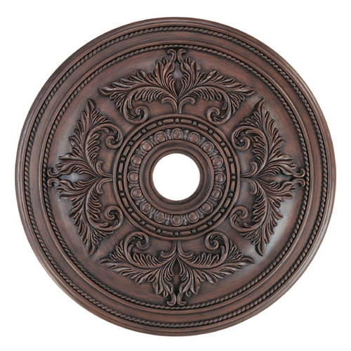 Livex Lighting Livex Lighting Imperial Bronze Ceiling Medallion 8210-58