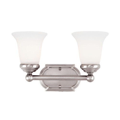 Savoy House Savoy House Pewter Bathroom Light 8P-60500-2-69