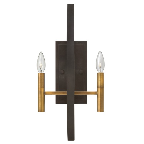 Hinkley Lighting Hinkley Lighting Euclid Spanish Bronze Sconce 3460SB