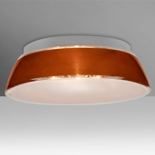 Besa Lighting Besa Lighting Pica Flushmount Light 9663TNC