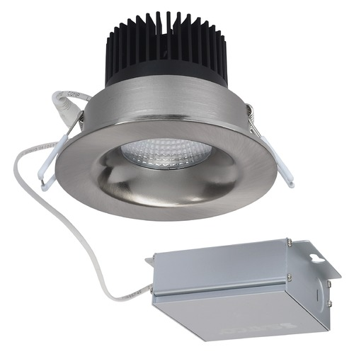 Satco Lighting Satco 12 Watt LED Direct Wire Downlight 3.5-inch 3000K 120 Volt Dimmable S11632