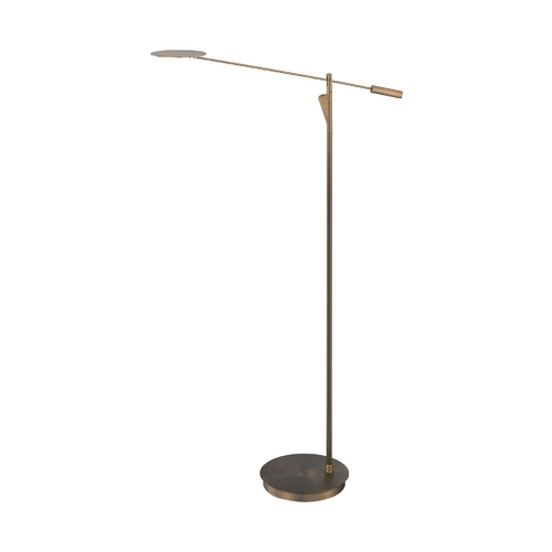 ET2 Lighting Modern LED Floor Lamp in Bronze Finish E41009-BZ