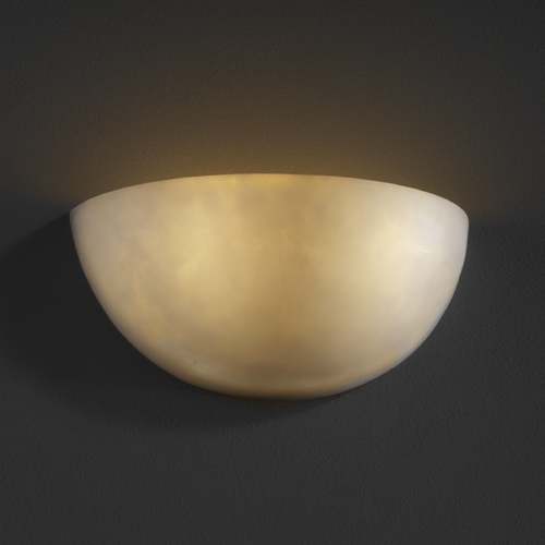 Justice Design Group Justice Design Group Clouds Collection Sconce CLD-1300