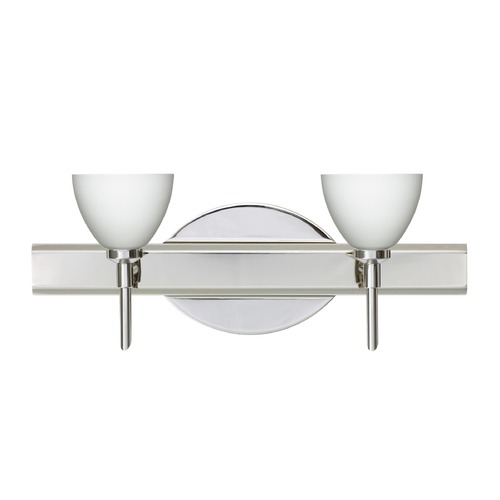Besa Lighting Besa Lighting Divi Chrome Bathroom Light 2SW-185807-CR
