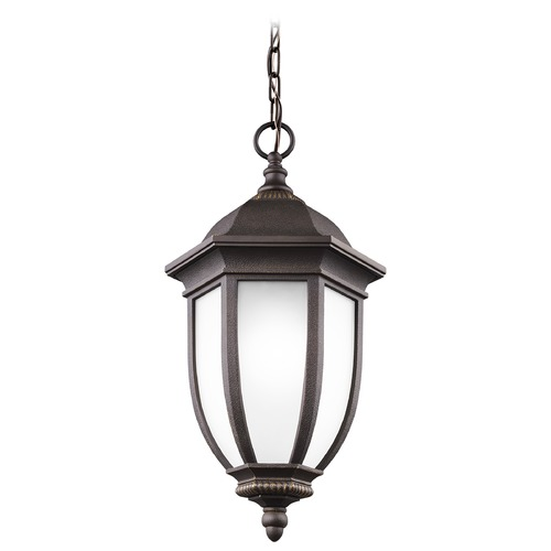 Sea Gull Lighting Sea Gull Lighting Galvyn Antique Bronze LED Outdoor Hanging Light 6229301EN3-71