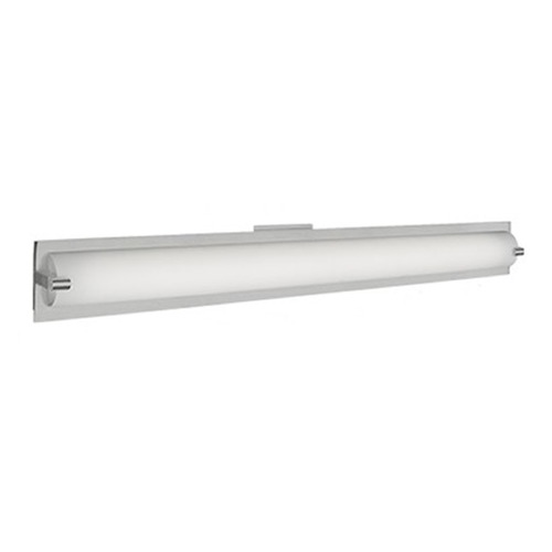 Kuzco Lighting Brushed Nickel LED Bathroom Light by Kuzco Lighting 601002BN-LED