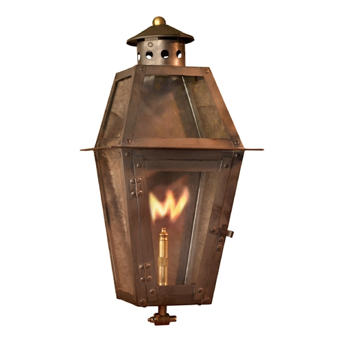 Elk Lighting Outdoor Wall Light with Clear Glass in Washed Pewter Finish 7940-WP