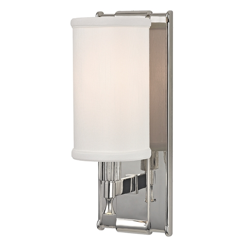 Hudson Valley Lighting Hudson Valley Lighting Palmdale Polished Nickel Sconce 1121-PN