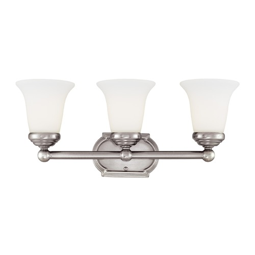 Savoy House Savoy House Pewter Bathroom Light 8P-60500-3-69