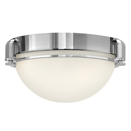 Hinkley Lighting Hinkley Lighting Logan Chrome Flushmount Light 3902CM