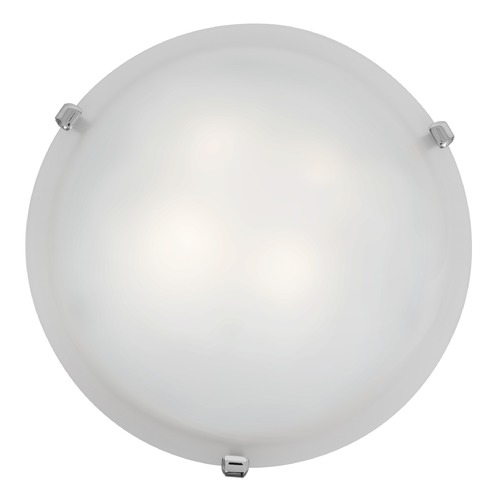 Access Lighting Access Lighting Mona Chrome LED Flushmount Light 23020LEDD-CH/WH