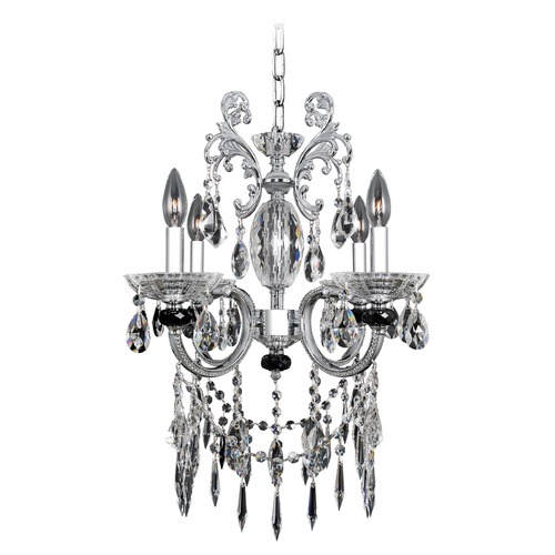 Allegri Lighting Steffani 4 Light Chandelier 024253-010-FR001