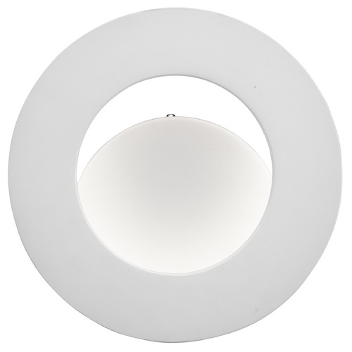 Elan Lighting Elan Lighting Fornello White LED Sconce 83271