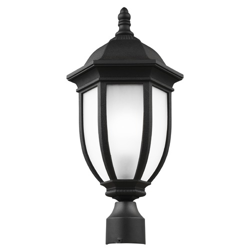 Sea Gull Lighting Sea Gull Lighting Galvyn Black Post Light 8229301-12