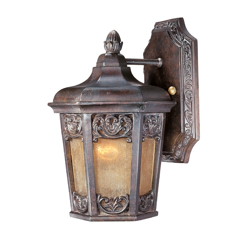 Maxim Lighting Maxim Lighting Lexington Vx Colonial Umber Outdoor Wall Light 40172NSCU