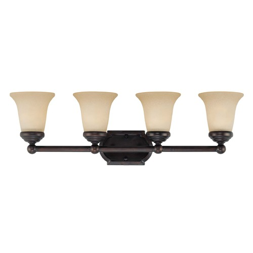 Savoy House Savoy House English Bronze Bathroom Light 8P-60500-4-13