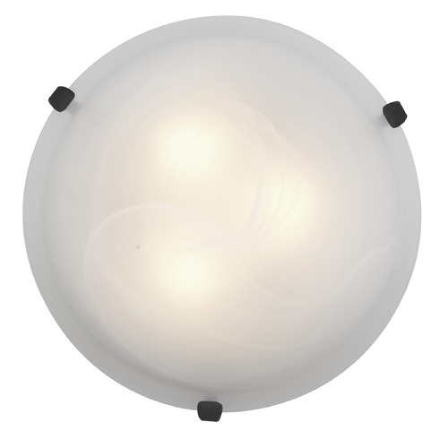 Access Lighting Access Lighting Mona Rust LED Flushmount Light 23020LEDD-RU/ALB