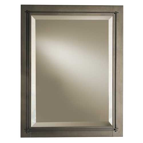 Hubbardton Forge Lighting Rectangle 22-Inch Decorative Mirror 710116-05