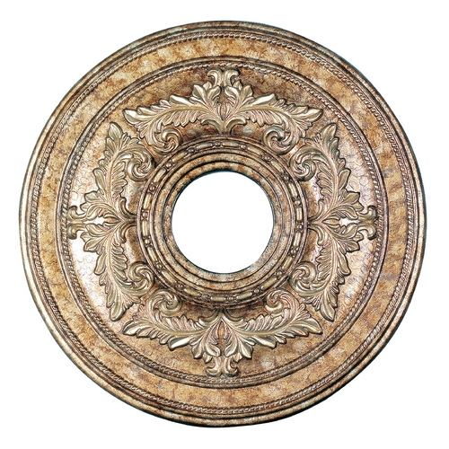 Livex Lighting Livex Lighting Vintage Gold Leaf Ceiling Medallion 8205-65