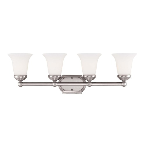 Savoy House Savoy House Pewter Bathroom Light 8P-60500-4-69
