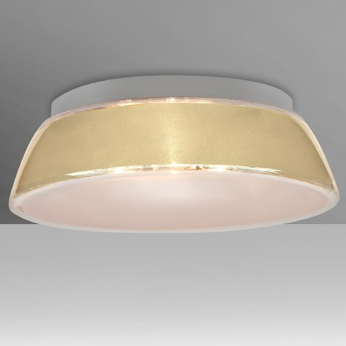Besa Lighting Besa Lighting Pica Flushmount Light 9664CRC