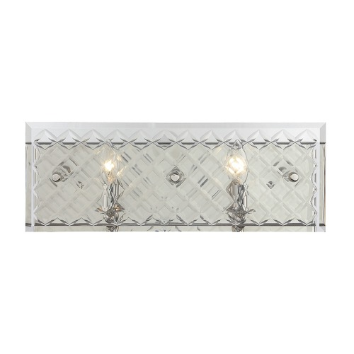 Savoy House Savoy House Lighting Addison Polished Nickel Bathroom Light 8-6043-2-109