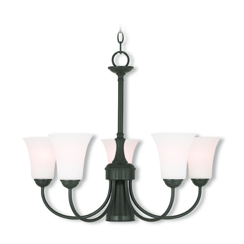 Livex Lighting Livex Lighting Ridgedale English Bronze Chandelier 6465-92