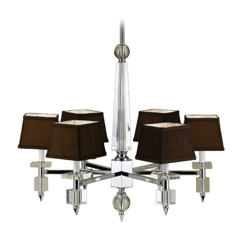 AF Lighting Cluny Chandelier 6685-6H