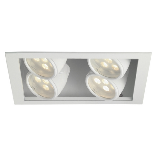 WAC Lighting Wac Lighting LED Recessed Trim MT-LED418S-27HSNIC