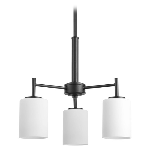 Progress Lighting Progress Lighting Replay Black Mini-Chandelier P4318-31