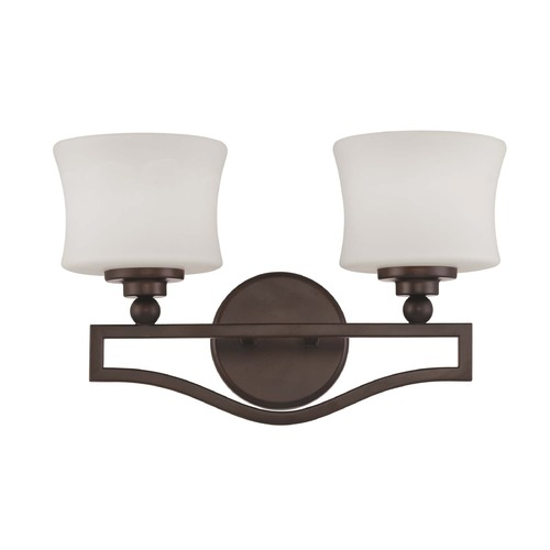 Savoy House Savoy House English Bronze Bathroom Light 8P-7215-2-13