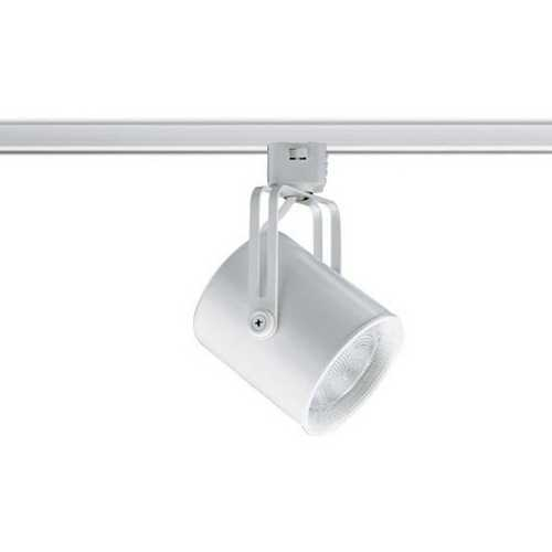 Juno Lighting Group Modern Track Light Head in White Finish T423W-WH