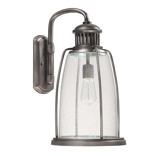 Capital Lighting Capital Lighting Harbour Graphite Outdoor Wall Light 9633GR