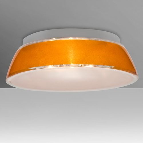 Besa Lighting Besa Lighting Pica Flushmount Light 9664GDC