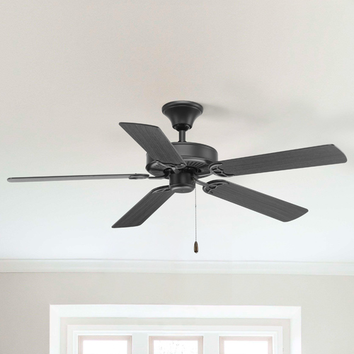 Progress Lighting Progress Lighting Airpro Graphite Ceiling Fan Without Light P2501-143