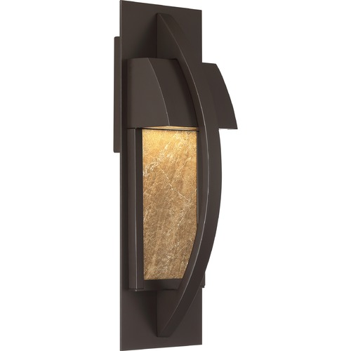 Quoizel Lighting Quoizel Monument Western Bronze Sconce MNT8404WT