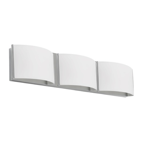 Kuzco Lighting Kuzco Brushed Nickel LED Bathroom Light 701063BN-LED
