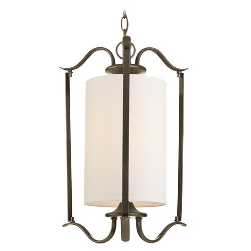 Progress Lighting Progress Pendant Light in Bronze Finish P3799-20