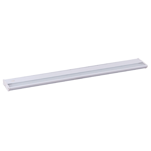 Maxim Lighting Maxim Lighting Countermax White 30-Inch LED Linear / Bar Light 89936WT