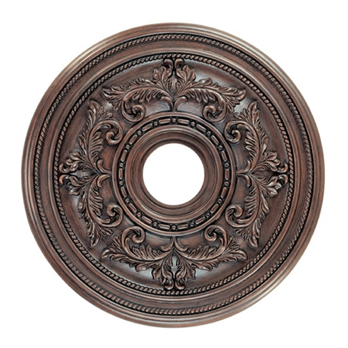 Livex Lighting Livex Lighting Imperial Bronze Ceiling Medallion 8205-58