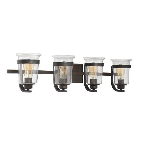 Savoy House Savoy House Lighting Goodwin English Bronze Bathroom Light 8-3030-4-13