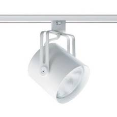 Juno Lighting Group Modern Track Light Head in White Finish T425 BLB WH