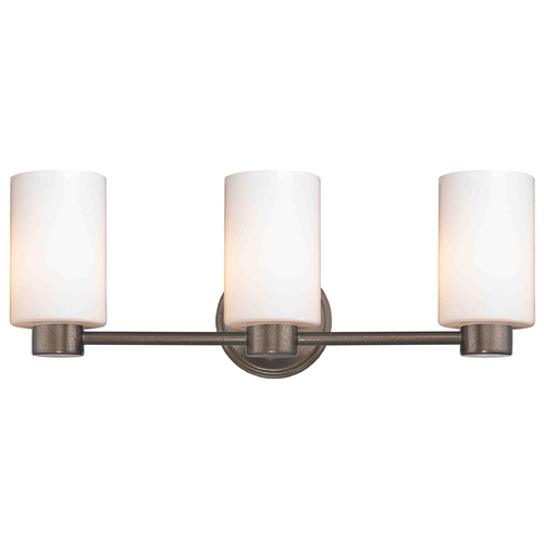 Design Classics Lighting Design Classics Lighting Aon Fuse Heirloom Bronze Bathroom Light 1803-62 GL1024C