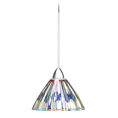 WAC Lighting WAC Lighting European Collection Chrome LED Track Pendant QP-LED518-DIC/CH