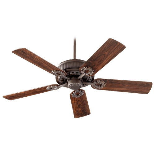 Quorum Lighting Quorum Lighting Empress Oiled Bronze Ceiling Fan Without Light 35525-86