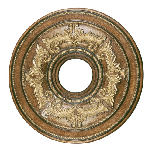 Livex Lighting Livex Lighting Venetian Patina Ceiling Medallion 8205-57