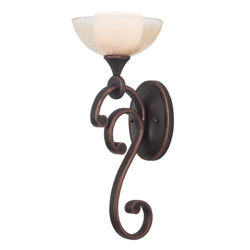 Kalco Lighting Kalco Lighting Arroyo Antique Copper Sconce 6491AC