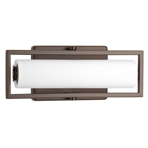 Progress Lighting Frame Architectural Bronze LED Bathroom Light - Vertical or Horizontal Mounting P2781-12930K9